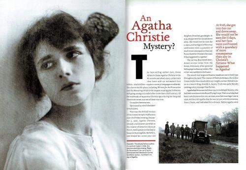 An Agatha Christie Mystery-1