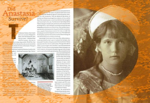 Did Anastasia Survive? (THE GREATEST UNSOLVED MISTERIES OF ALL TIME)