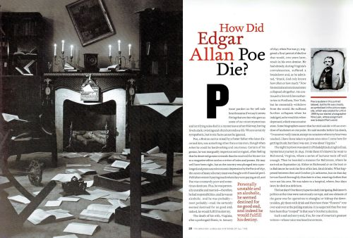 How did Edgar Alllan Poe Die? (greatest unsolved mysteries)