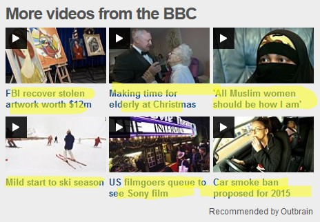Outbrain recommend- but who's listening? euzicasa does! Check this and many other unique videos at the BBC