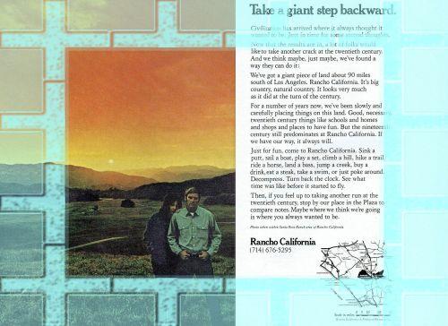 Rancho California 1972 - Real Estate-Illusions are real