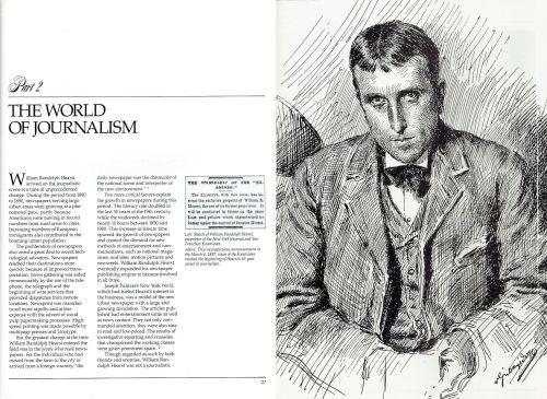 The World of Journalism - William Randolph Hearst