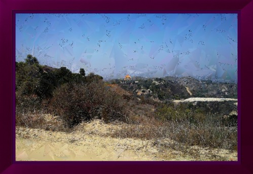 The Temple on the Hilltop_emergence-2_ FotoSketcher (My Art Collection) (click to enlarge to full splendor)