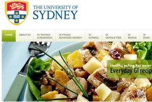 The University of Sydney- Glycemic Index
