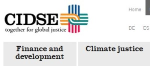 CIDSE - TOGETHER FOR GLOBAL JUSTICE (CHANGE FOR THE PLANET -CARE FOR THE PROPLE-ACCESS THIS NEW WEBSITE FROM EUZICASA)
