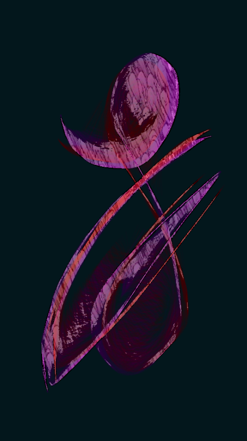 New Moon ascending
