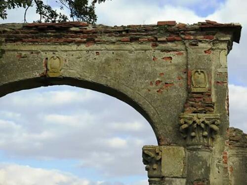 Ansamblul castelul Brâncoveanu de la Sâmbăta de Sus