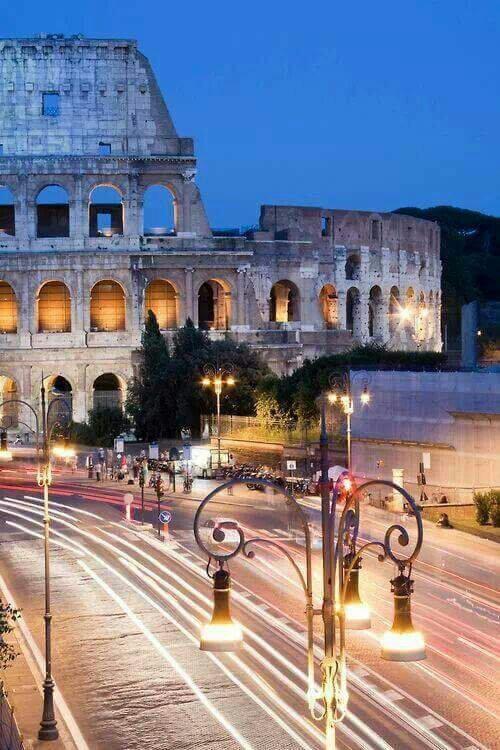 Rome (Roma) !