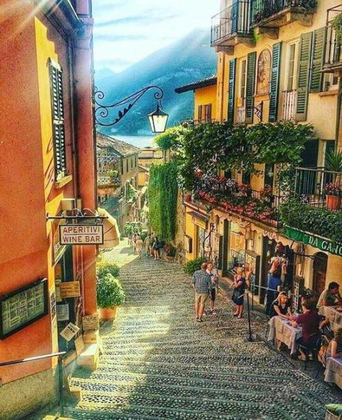 Bellagio, Lake Como !