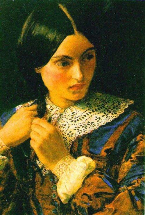 Millais, John Everett (English, 1829-1896
