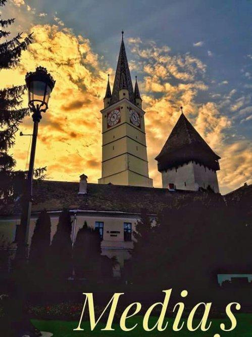 Biserica Evanghelică Magdalena, Mediaș, România