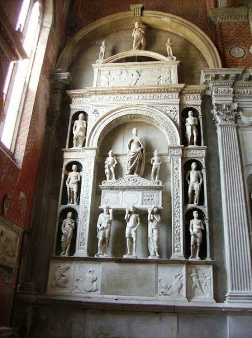 Monumento del Doge Pietro Mocenigo