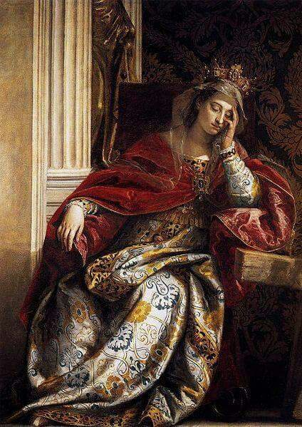 Paolo Veronese, The Vision of Saint Helena, c. 1580, Vatican, Pinacoteca
