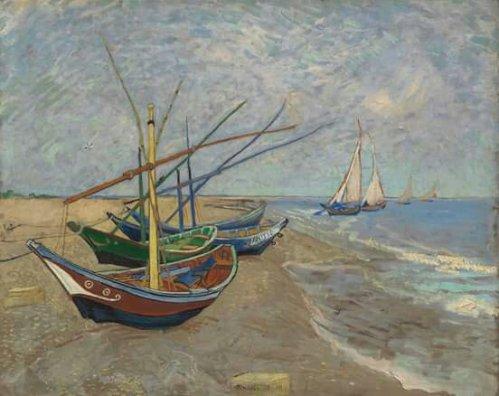 Van Gogh - Mia Feigelson Gallery