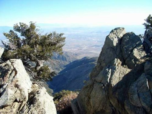 Cucamonga Peak (aka that place where everyone stands on the little rock cliff and looks like they're floating over the city) is a challenging, relentless climb to stunning views: http://bit.ly/2kQQ8vT