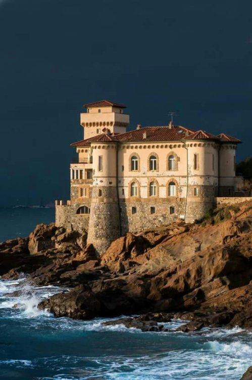 Castello del Boccale - Livorno - Tuscany