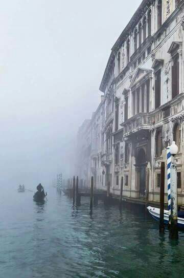 Winter in Venice!