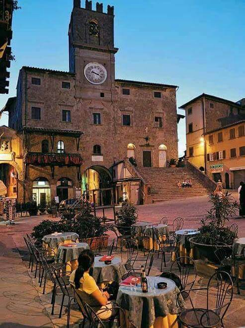 Cortona by Barbara Maclean