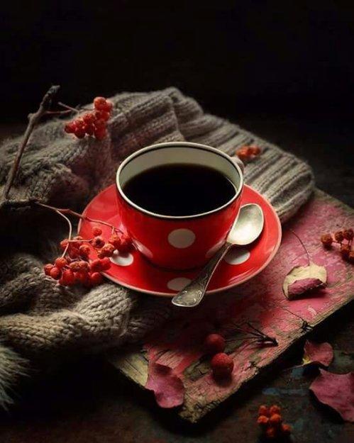 il profumo della vita, dell'amore e del caffè.Giorgia Stella Buongiorno!