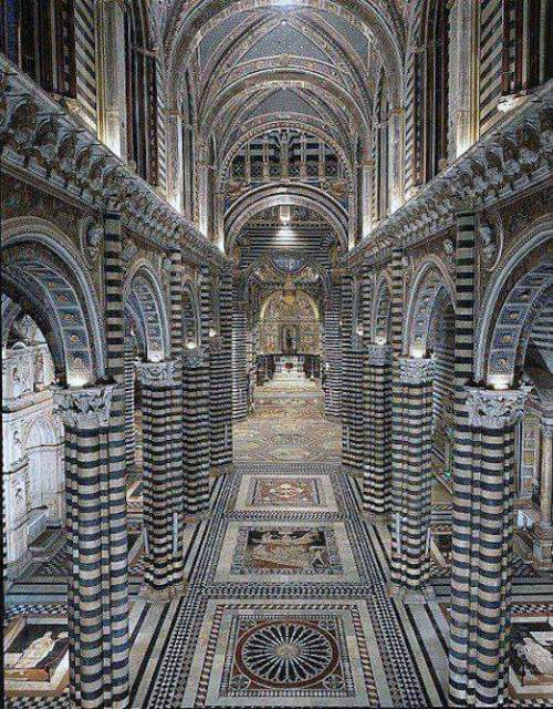 Siena Cathedral, Tuscany !