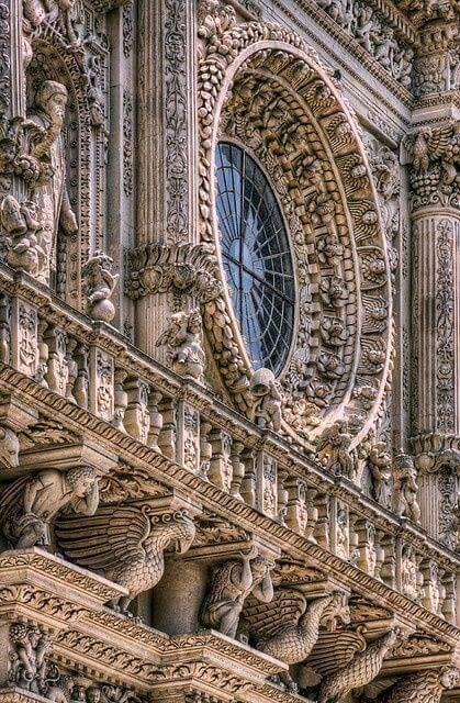 Puglia - Lecce - Santa Croce