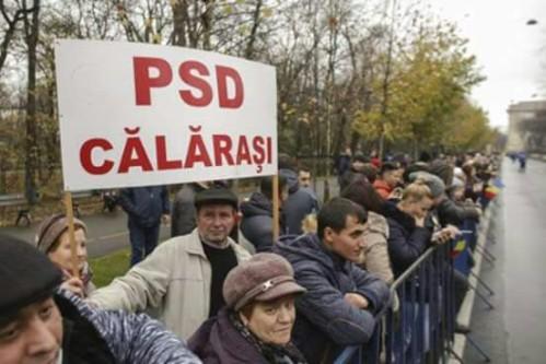 Sarbatoare Nationala trista pentru PSD-isti