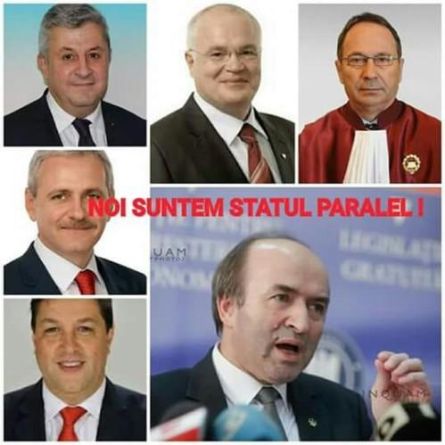 Sărbători fără infractori!: Jos cu PSD-ul!