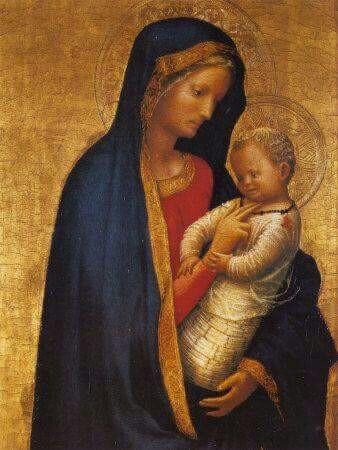 Madonna-del-Solletico - Masaccio