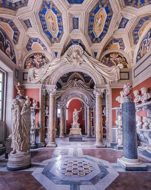 Vatican Museum, Rome !