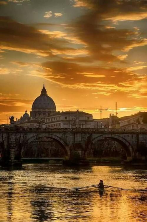 Always beautiful Rome!