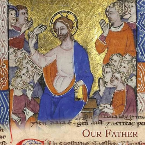 Gospel of the Day (Matthew 6:7-15)