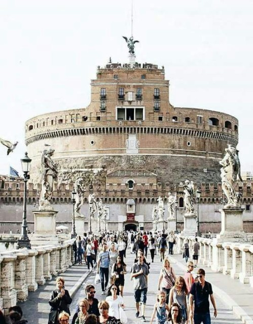 Castel Sant'Angelo, Roma (Rome) !