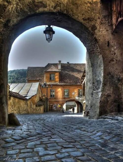 Sighișoara, Transylvania, Romaniahttp://bit.ly/2r2v73u