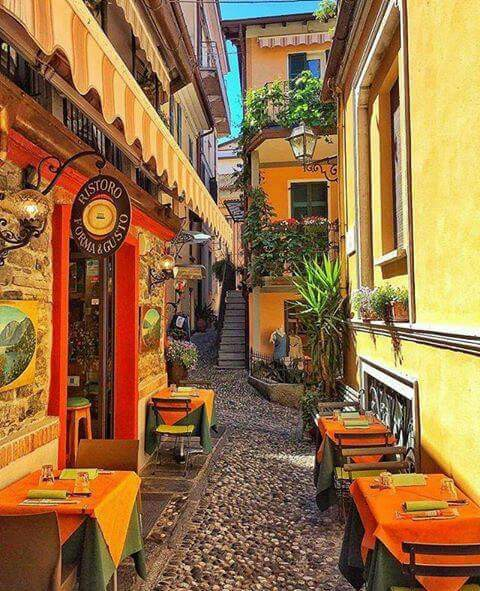 Bellagio, Lake Como, Italy !