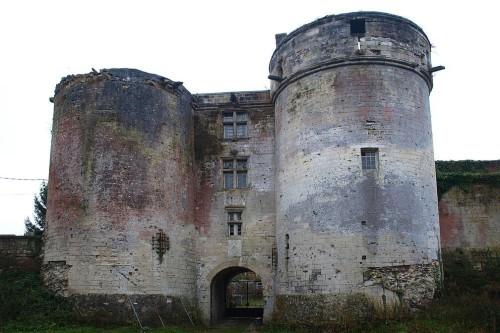 Château de Tancarville (Seine-Maritime , France)