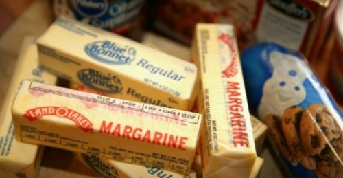 © GETTY IMAGES NORTH AMERICA/AFP/File | Industrially-produced trans-fatty acids like margarine and some hardened vegetable fats are popular among food producers