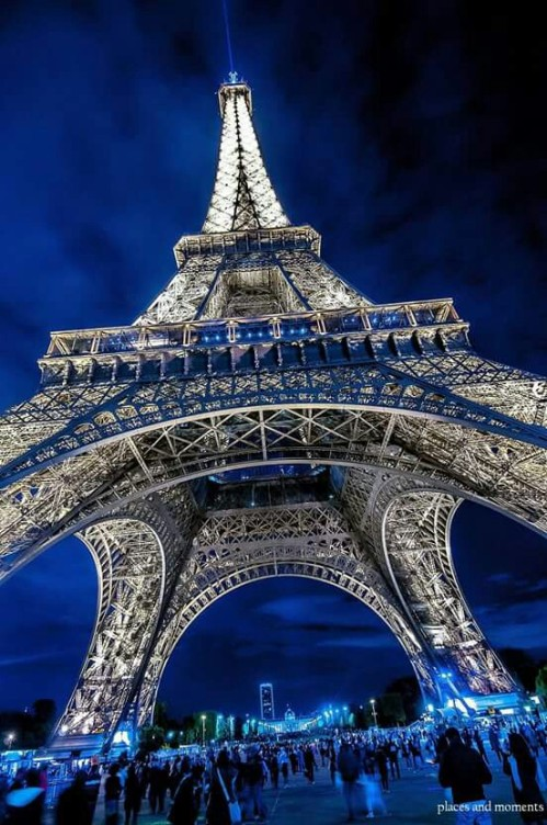 Inspirational Aspiration: Tour Eiffel, Paris.
