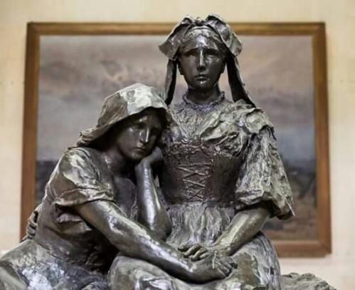 Sculptură Intitulată