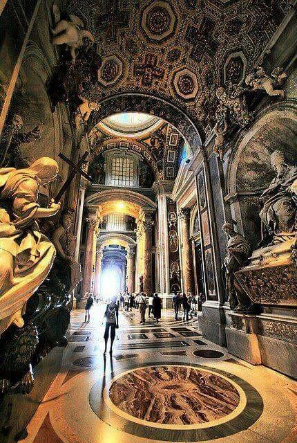 Roma - Vatican - St. Peter Basilica