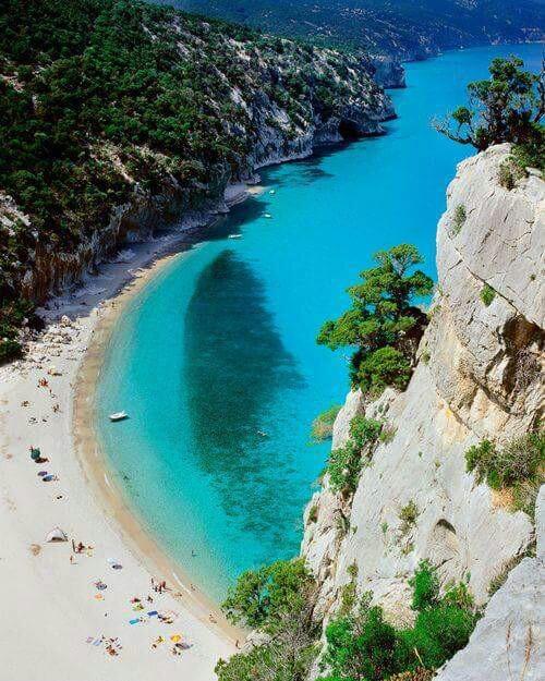 Cala di Luna, Sardinia!