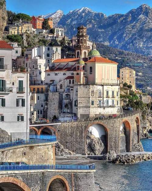 Amalfi Coast Have you ever been there?