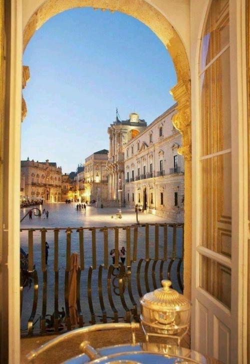 Beautiful Italy: Siracusa, Sicilia