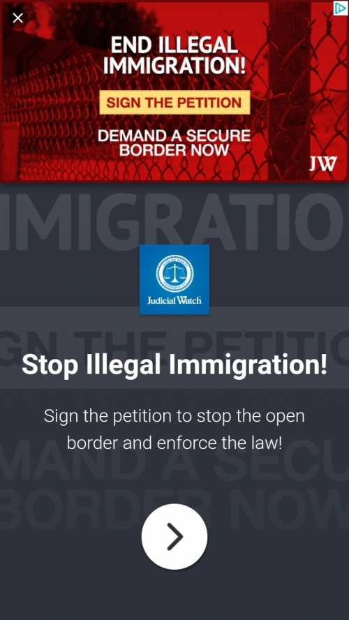 Click on the picture to access and sign petition here!!! (Stop illegal crossing of the border NOW! ACCESS AND SIGN THE PETITION!
