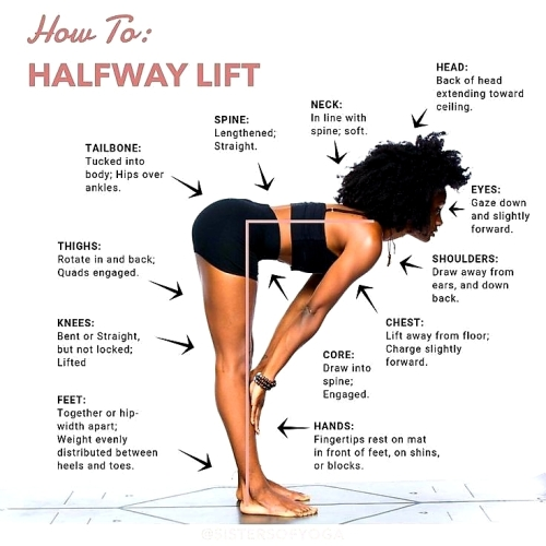 How to: halfway lift