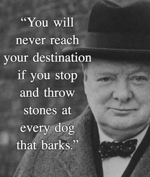 Quote: Winston Churchill