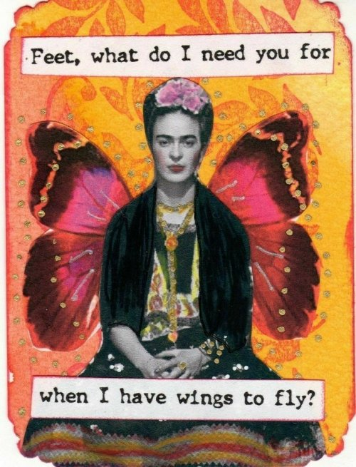 Quote: Frida Kalho