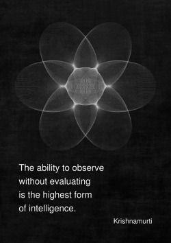 Quote: Intelligence
