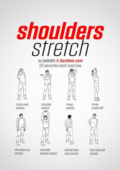 Workout: Shoulders Stretch