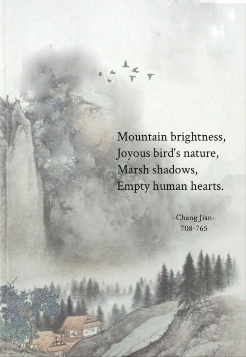 Quote:  Chang Jian (708-763)