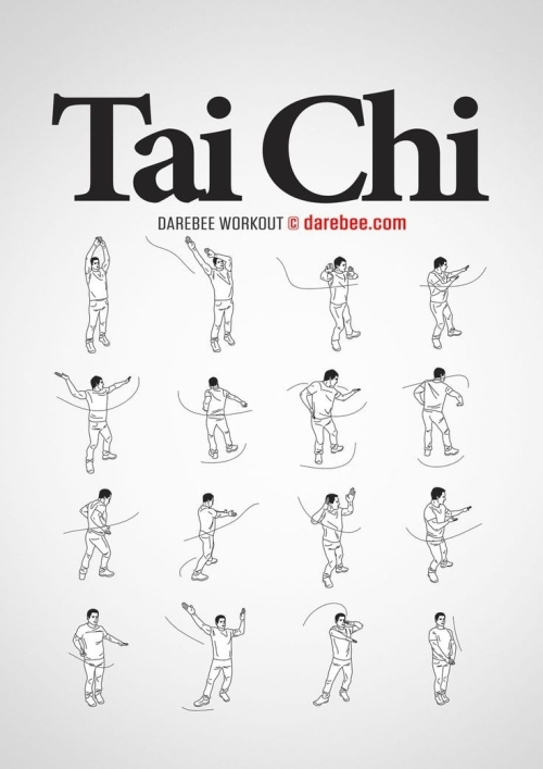 Tai CHI: FLOW SEQUENCE